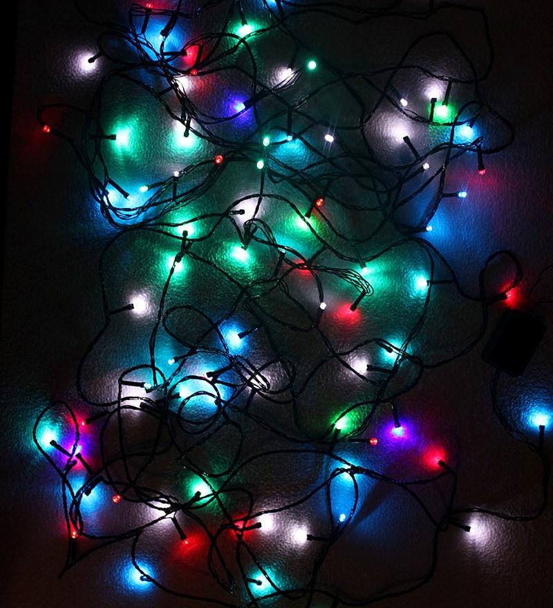 Buy Market Finds Multicolour Led Lights Online String