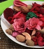Rose Potpourri Poly Box by Deco Aro