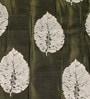 Deco Window Sage Polyester 42 x 96 Inch Door Curtain - Set of 2