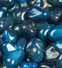 Decor Pebbles Indigo Stone Pebbles - 5 Boxes
