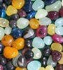 Multicolour Stones - 5 Boxes of Pebbles by Decor Pebbles