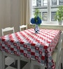 Decotrend Noel Multicolour 100% Cotton Table Cloth
