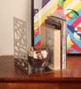 Designmint Silver Metal Mono Space Saver