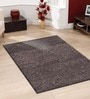 Designs View Brown Polyester 48 x 65 Inch Handmade Area Rug