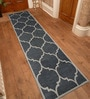 Grey Wool 30 x 96 Inch Hand tufted Runner by Designs View
