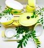 Devnow Light Green Stoneware Mini Baker Set - Set of 14