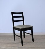 Dining Chair in Wenge Finish