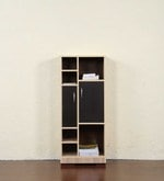 Book Shelf in Agrowood & Wenge Finish