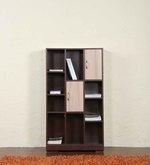 Book Shelf in Walnut & Agrowood Finish