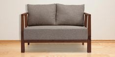 Dijon Two Seater Sofa in Beige Colour