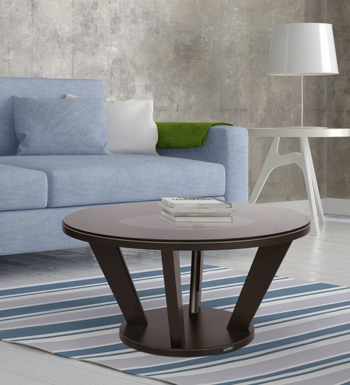 Sensational Dido Coffee Table In Walnut Finish With Toughened Glass By Zorin Spiritservingveterans Wood Chair Design Ideas Spiritservingveteransorg