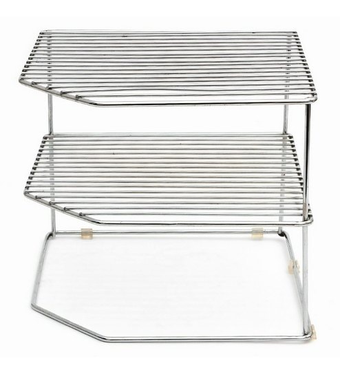 Disha Metal Plate Rack  sc 1 st  Pepperfry & Buy Disha Metal Plate Rack Online - Kitchen Racks - Kitchen ...