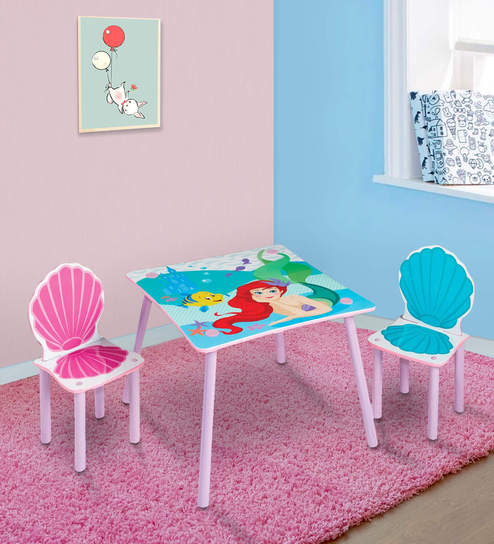 Enjoyable Disney Princess Activity Table Chair Set By Cot Candy Caraccident5 Cool Chair Designs And Ideas Caraccident5Info