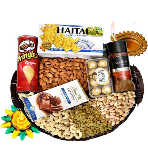 Buy mark premium diwali gift hamper online dried fruits nuts mark premium diwali gift hamper negle Image collections