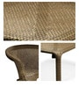 Distinct Low Seating Chair by Alcanes