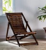 Doncaster Folding Chair in Provincial Teak Finish