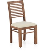 Dortmund Dining Chair in Natural Finish