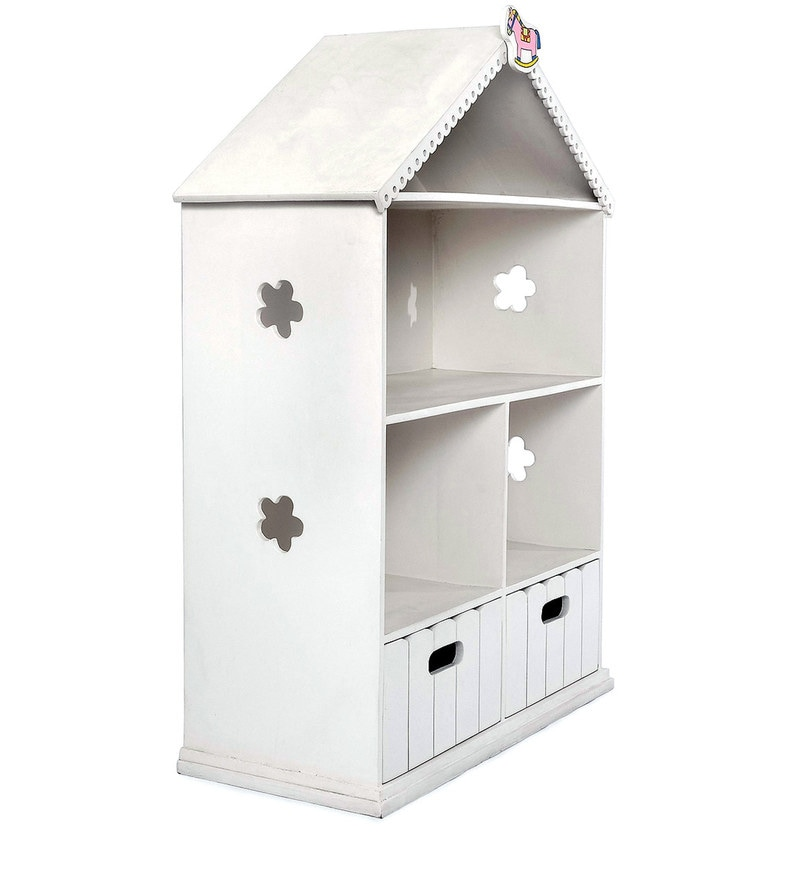 Buy Doll House Book Case By The Yellow Door Online Book Shelves