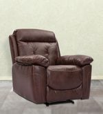 Dream Recliner in Chocolate Brown Colour