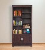 Dublin Sheehsam Wood Book Shelf