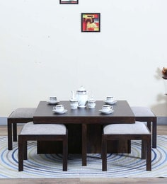 coffee table sets - buy wooden coffee table sets online in india