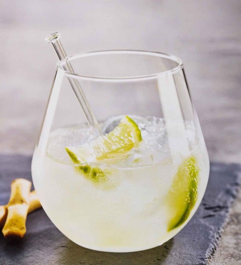 Durobor Canthare Glass<br />420 ML Whiskey Glasses -<br />Set of 6