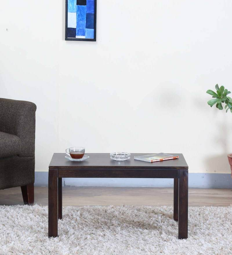 Duvall Small Coffee Table in Warm Chestnut Finish by Woodsworth