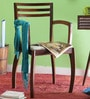 Dvina Arm Chair in Honey Oak Finish by Woodsworth