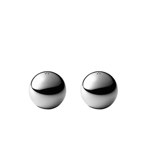 Dynore Silver Salt & Pepper Shaker - Set of 2