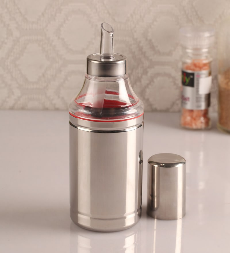 Dynore Silver 500 Ml Oil Dispenser