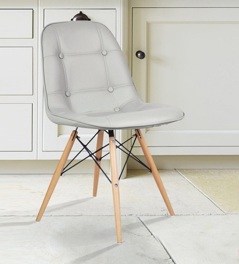 Super Eames Replica Iconic Chair In Light Ashy Colour By Finch Fox Ncnpc Chair Design For Home Ncnpcorg