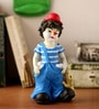 Earth Multicolour Polyresin Joker Standing Statue