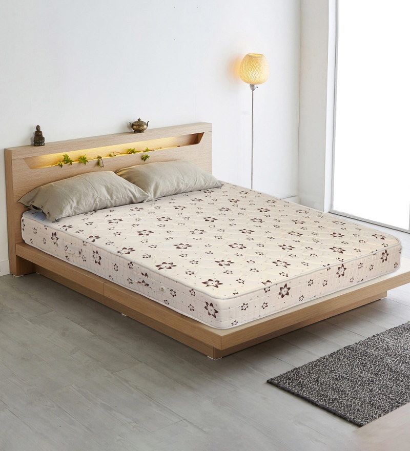 Buy Ecosoft 78x48x8 Inch Double Bed Mattress By Springwel