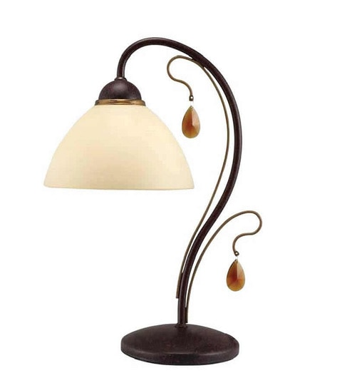 Eglo brown stainless steel table lamp by eglo online solids eglo brown stainless steel table lamp aloadofball Image collections