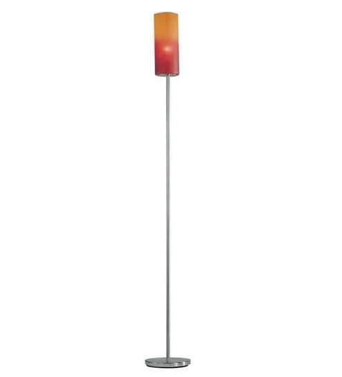 Eglo red orange stainless steel floor lamp by eglo online floor eglo red orange stainless steel floor lamp aloadofball Image collections