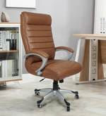 Elegant Brown Colour Ergonomic Chair