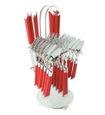 Elegante Expression Stainless Steel Cutlery Set - Set of 25