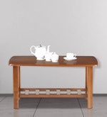 Elena Coffee Table in Wenge Colour