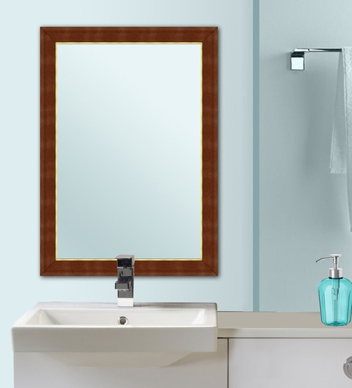 Frames Brown Synthetic 15 X 1 21 Inch