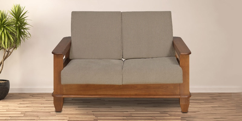 Super Buy Burke 2 Seater Sofa In Coffee Colour By Home Online Cjindustries Chair Design For Home Cjindustriesco