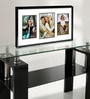 Black Metal 12 x 24 Inch Collage Photo Frame by Elegant Arts and Frames