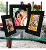 Elegant Arts and Frames Black Synthetic Collage Photo Frame