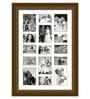 Gold Synthetic 30 x 42 Inch Collage Photo Frame by Elegant Arts and Frames