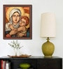Elegant Arts and Frames Canvas 18.5 x 22.5 Inch Madonna Framed Digital Art Print