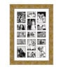Multicolor Wood 30 x 42 Inch Collage Photo Frame by Elegant Arts and Frames