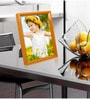 Elegant Arts and Frames Orange Plastic Single Photo Frame