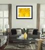 Premium Paper 22 x 1 x 18 Inch Framed Digital Art Print by Elegant Arts and Frames
