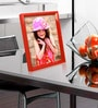 Red Plastic Single Photo Frame by Elegant Arts and Frames
