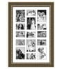 Silver Synthetic 30 x 42 Inch Collage Photo Frame by Elegant Arts and Frames