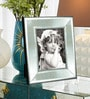 Silver Synthetic Wood Single Photo Frame by Elegant Arts and Frames